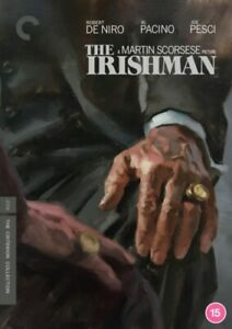 The Irishman - The Criterion Collection DVD New R4