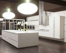 Matt Kitchen Units Cupboard Doors Draws Self Adhesive Vinyl Cover Up Fablon
