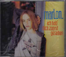 Marlon-Ich Hab Dich Zuerst Gesehen cd maxi single sealed