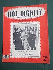 Los astr-Partituras-Hot Diggity