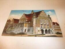 alte Postkarte Ansichtskarte Feldpostkarte Karte AK PK Posen Akademie um 1920