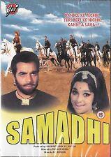 SAMADHI - DHARMENDRA - ASHA PAREKH - JAYA BHARDURI - NEW BOLLYWOOD DVD