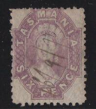 MOTON114     #32a Tasmania Australia used