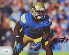Myles Jack Signed UCLA Bruins 8x10 Photo JSA