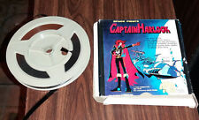 CAPITAN HARLOCK space pirate 1978 bobine SUPER8 super 8 AVO Assalto all'ignoto