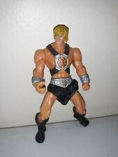 He-Man Action Figure 2003 McDonald's Happy Meal Masters Of The Universe Toy