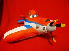 """Just Play Disney Planes Dusty Action Racer Vehicle Talking Plush Pal 13"""""""