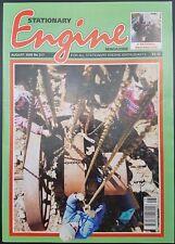 The Stationary Engine Magazine August 2000, No 317, Free UK Post