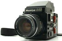 【NEAR MINT】 Mamiya M645 Super Film Camera w/ Sekor C 55mm F/2.8 From Japan