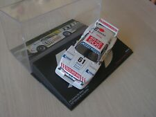 voiture  1/ 43 eme bmw   m1      rally  1982  serie 14