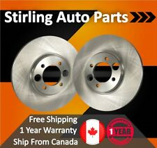 2010 2011 2012 Ford Mustang Shelby GT500 Brake Rotors Front Pair