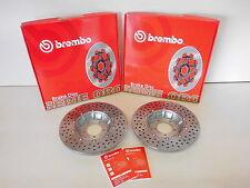 2x Brembo Bremsscheibe Bremse vorne Brake Disc BMW R60 R75 R80 R90 R100 S RS RT