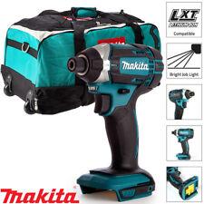 Makita 18 V LXT DTD152 DTD152Z DTD152RFE controlador de impacto con bolsa de LXT600 DTD146Z