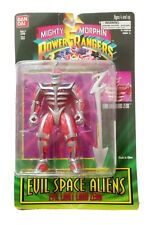 Power Rangers - Evil Space Aliens Series - Evil Light  Lord Zedd  Item#2337