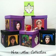 Descendants Theme Center Piece For A Birthday Party Or Room Decor Made To Order