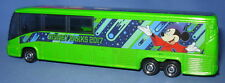 """New listing 2017 Disney Parks Matchbox - Sorcerer Mickey Mouse Collectible Bus Die Cast 6"""""""