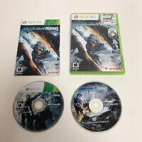 Metal Gear Rising Revengeance w/ Soundtrack Xbox 360 Complete CIB Tested
