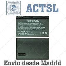 Bateria para Acer EXTENSA 5620Z 7220 7620 7620G 7620Z 11,1v 4400mAh BT46