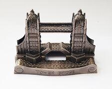 New London Die Cast Tower Bridge Gift Metal Model Pencil Sharpener Souvenir UK