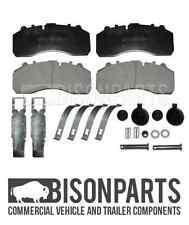 +DAF XF105 Brake Pad Set C/W Fitting Kit - Front or Rear BP63-002