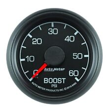 99-07 Ford Auto Meter Factory Matched Boost Gauge 8405 0-60 Psi