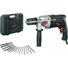 Perceuse à percussion SKIL 1024 foret et coffret equivalent metabo bosch ryobi