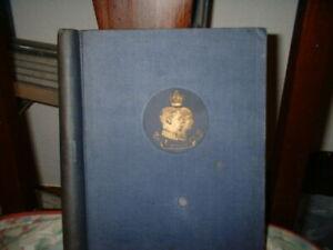 1937 CORONATION ALBUM NO STAMPS