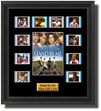 Backlight Stand By Me 1986 Framed 35mm Film Cell Filmcells Movie Cells