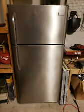 LOCAL PICKUP ONLY Frigidaire Built-in Top Freezer Refrigerator