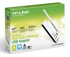 TP-Link TL-WN722N 150Mbps High Gain Wireless USB Adapter - New in BOX