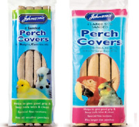 PERCH COVERS - (Small - Large) - Johnsons Bird Sand Cover bp PawMits Pet Perches