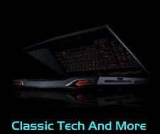 DaRe UFO Alienware M17x R4 i7 +SSD +ATi 8970m (4GB GFX)  orp£2799 Gaming Laptop