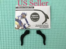 US Seller Anti Slip Glasses Ear Hooks Tip Eyeglasses Grip Temple Holder Silicone