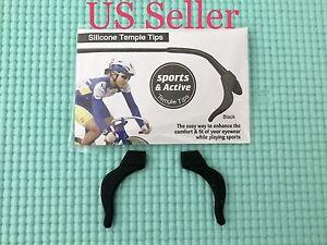 US Seller Anti Slip Glasses Ear Hooks Tip Eyeglasses Grip Temple Holder Silicone