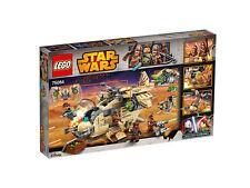 Lego Star Wars 75084 Wookiee Gunship Factory Retired Set