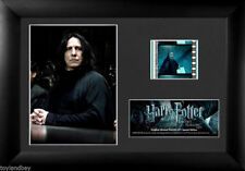 Film Cell Genuine 35mm Framed Matted Harry Potter Deathly Hallows Snape USFC6220