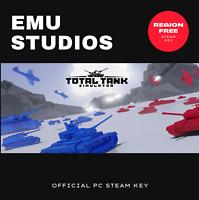 TOTAL TANK SIMULATOR (PC) Steam Key Region Free