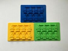 Ice Cube Trays/Cake Mould - various colours