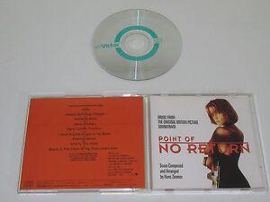 Hans Zimmer/Point of No Return - OMP Soundtrack (Victor VICP-8106) Japan CD
