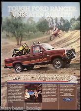 1984 FORD RANGER PICKUP advertisement, Ford Ranger Pickup Truck