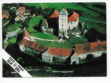 QSL Radio Prague Praha Czechoslovakia 1989 Svihov Castle Stamp OLR  DX SWL