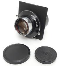 Schneider Technika Tele-Arton 240mm F5.5 Lens. Board For 4x5 Camera