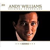 Andy Williams - Icons 2CD, Music