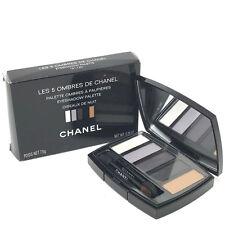 CHANEL LES 5 OMBRES DE CHANEL Eyeshadow Palette ** OISEAUX DE NUIT ** BOXED