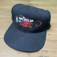 Vintage 2001 World Series Hat NY Yankees Arizona Diamondback New Era Snapback