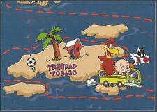 UPPER DECK WORLD CUP USA 1994-LOONEY TOONS- #105-TRINIDAD & TOBAGO