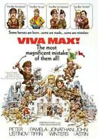 Viva Max - DVD By Jonathan Winters, John Astin Peter Ustinov - VERY GOOD