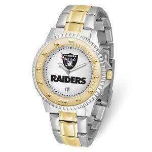 NFL Oakland Raiders Men Competitor Watch Style: XWM3353 $136.90