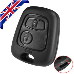 Key Shell Replacement Repair Kit For Toyota Aygo 2005-2010 Remote Case Cover
