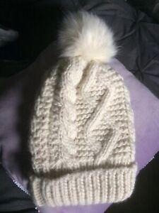 Laura Ashley Wool Hat